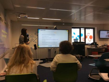 Future Classroom Lab, Brussels Seminar