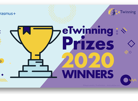 Etwinning Prizes Awards for 2020