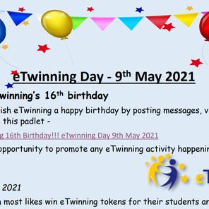 eTwinning Day 9th May