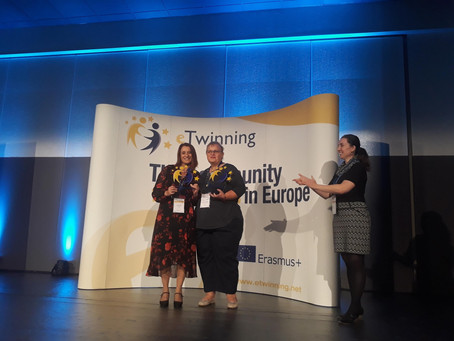 Maltese etwinner awarded in Annual General Conference - France