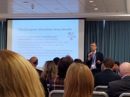 Annual etwinning Conference in Warsaw