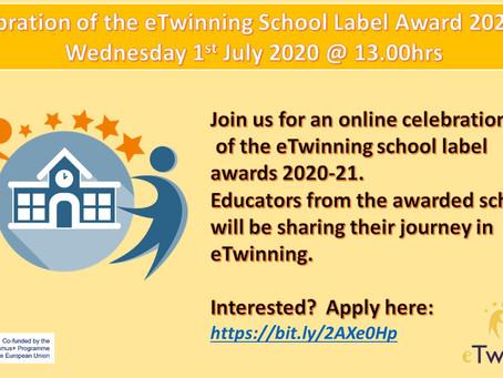 eTwinning School Celebration