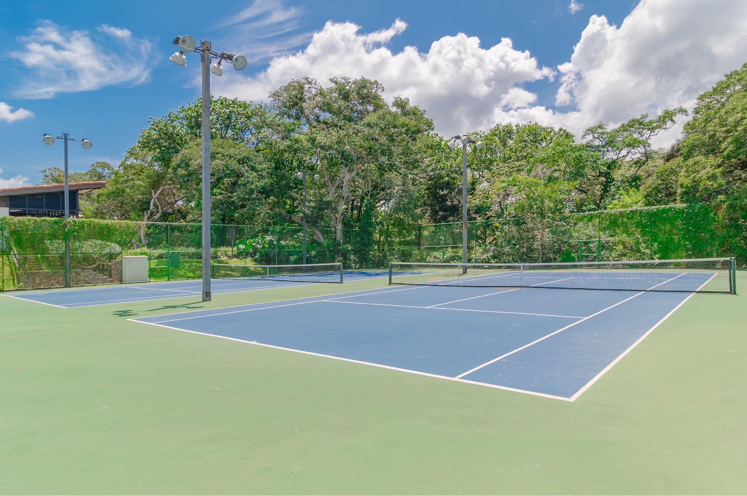 Canchas de Tennis Espavel