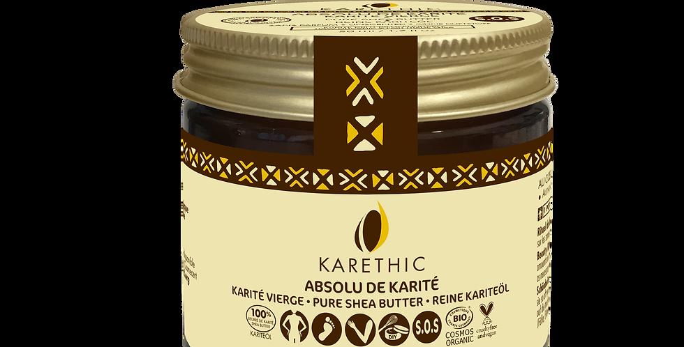Absolu de Karité Pur sans Parfum - Karethic - 50ml