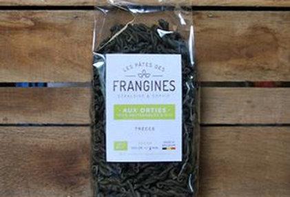 Pâtes FRANGINES aux Orties - (vegan) - Trecce - 500Gr