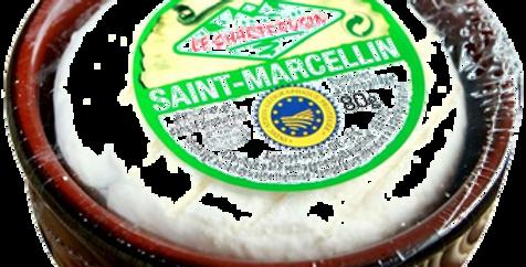 Saint Marcellin - Coupelle en Grés - 80 g