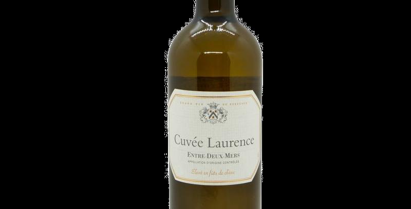 """Vin Blanc - Entre-Deux-Mers """" Cuvée Laurence 2019 - Fûts de chêne """" P. Dumont"""