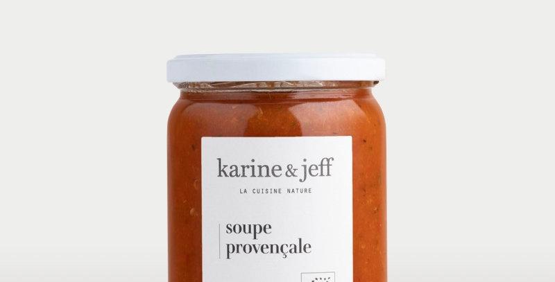Soupe provençale - Karine & Jeff