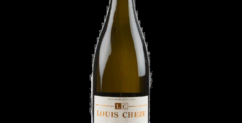 """Vin Blanc - IGP Pays des Collines Rhodaniennes """"Marsanne"""" 2018 D. Louis Cheze"""