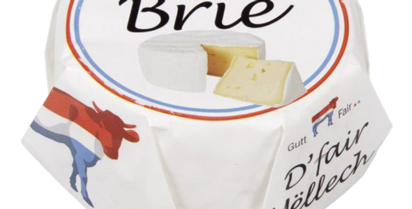 Brie Luxembourg - Thiry Molkerei - 150Gr