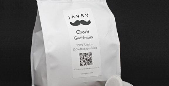 Café Guatemala - Chorti - 10 Capsules Biodégradables