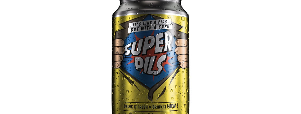 Super Pils - 330ml- Arel Brewing Project