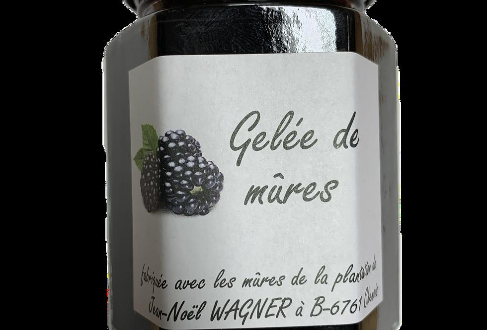 Gelée de Mûres - Jean-Noël Wagner - 190Gr