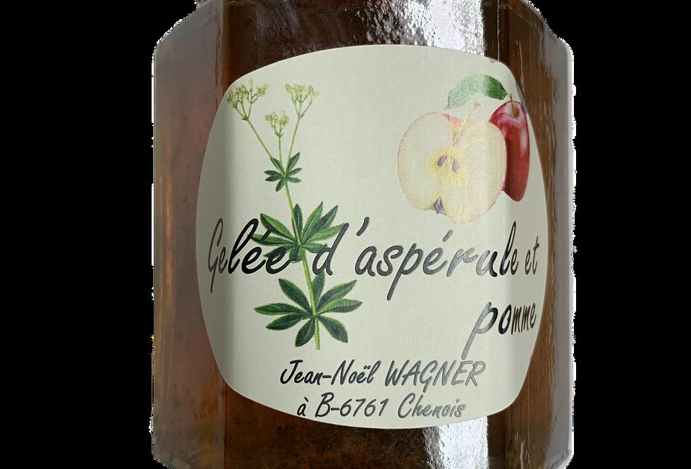 Gelée d'Aspérule et Pomme - Jean-Noël Wagner - 190Gr