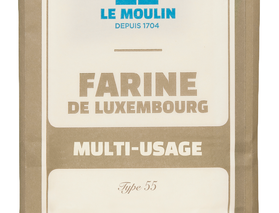 Farine Multi-Usage - Moulins de Kleinbettingen - 1Kg
