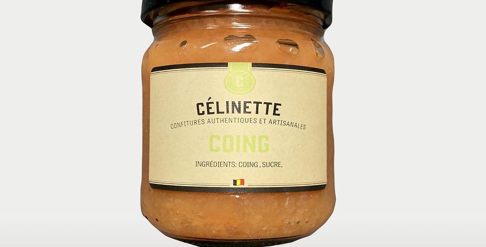 Confiture Célinette - Coing - 245Gr
