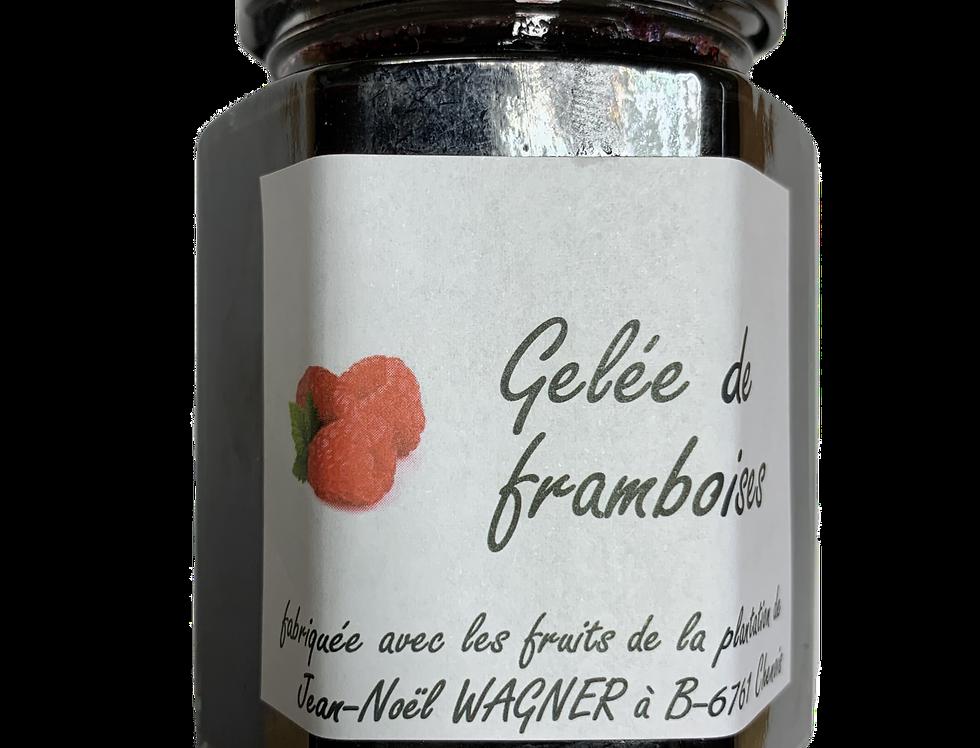 Gelée de Framboise - Jean-Noël Wagner - 190Gr