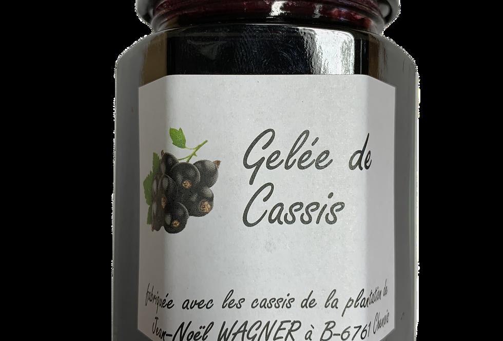 Gelée de Cassis - Jean-Noël Wagner - 190Gr
