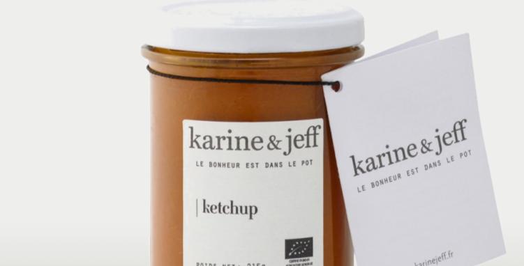 Ketchup - Karine & Jeff  - 215Gr