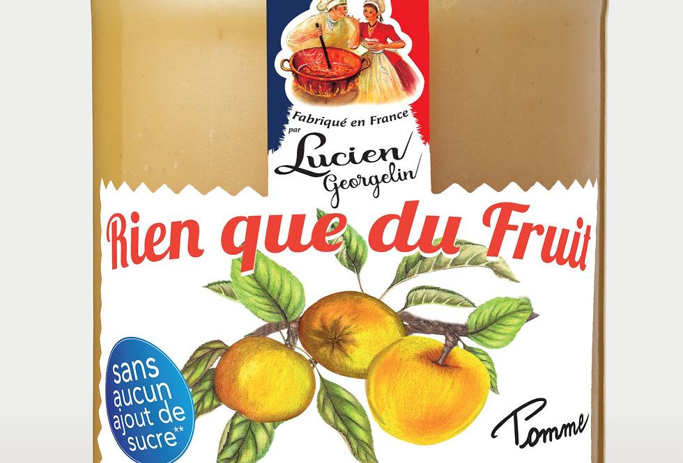 Purée de Pomme sans sucre ajouté - 560g