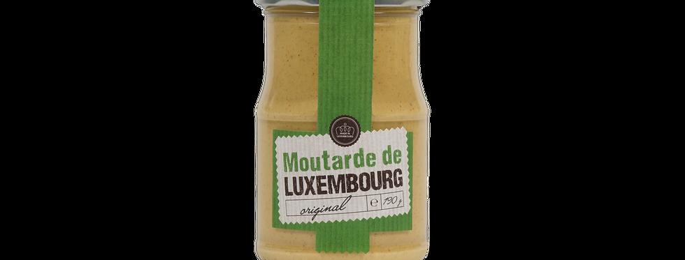 "La moutarde de Luxembourg ""Original"" - 190 gr"