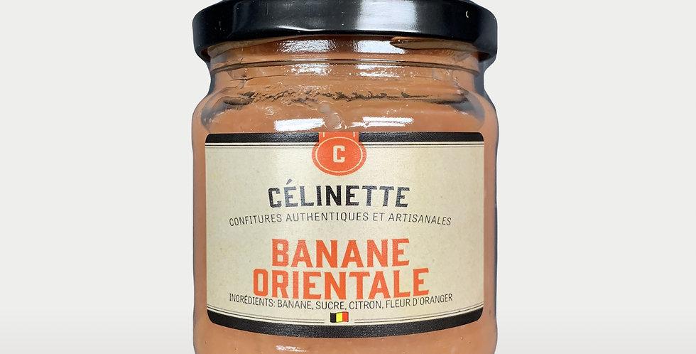 Confiture Célinette - Banane orientale - 245Gr