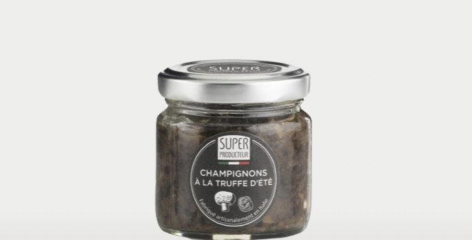 Condiment Champignons de Paris à la Truffe d'Été – 80g