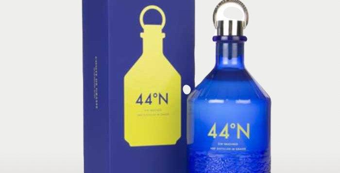 Gin Comte de Grasse N°44 - 50cl 44°