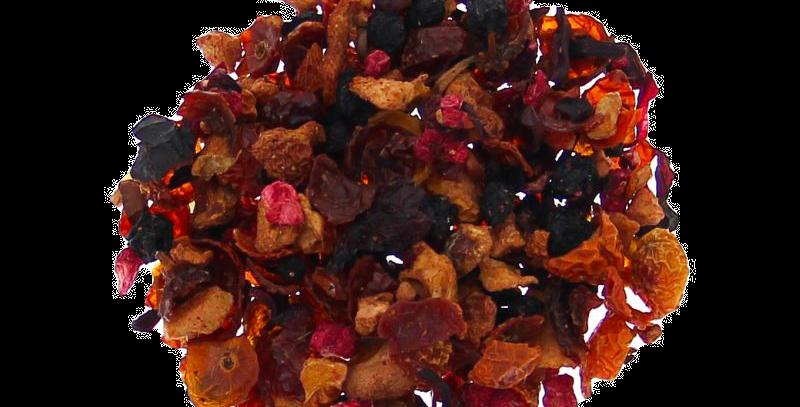 Infusion de fruits - SORBET FRAMBOISE BIO - Teatower