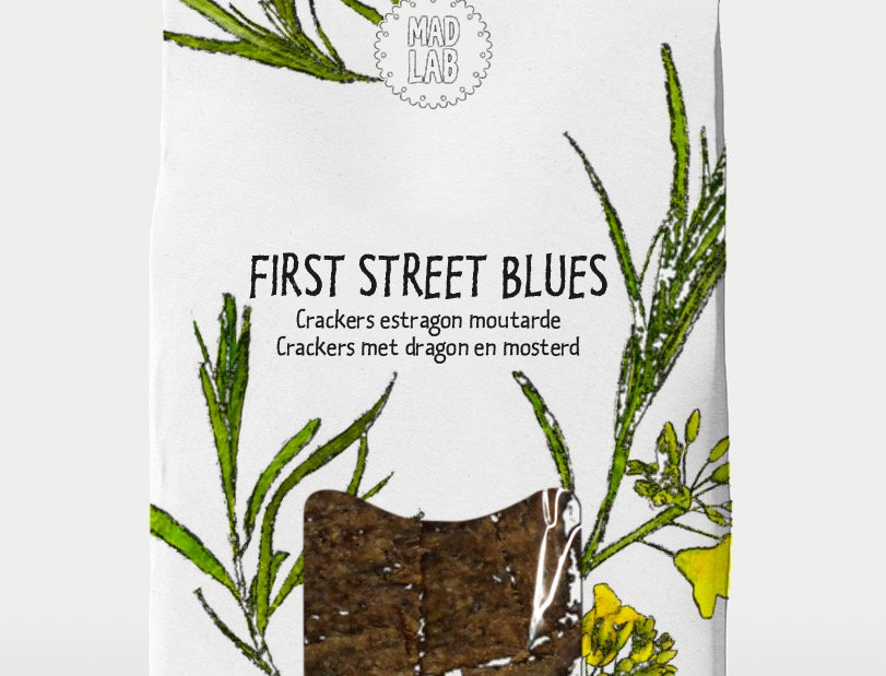 MadLab - Crackers First street blues - 110g