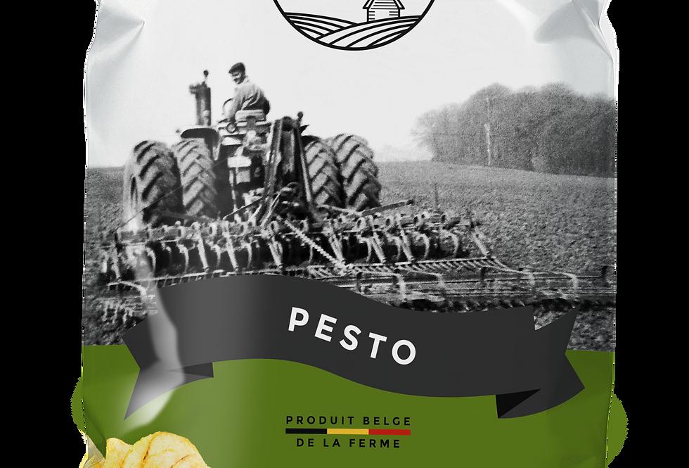 Les Chips de Lucien - Pesto - 125 gr