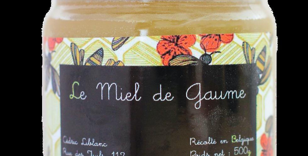 Miel toutes fleurs récolté en Belgique - Le Miel de Gaume - 500Gr