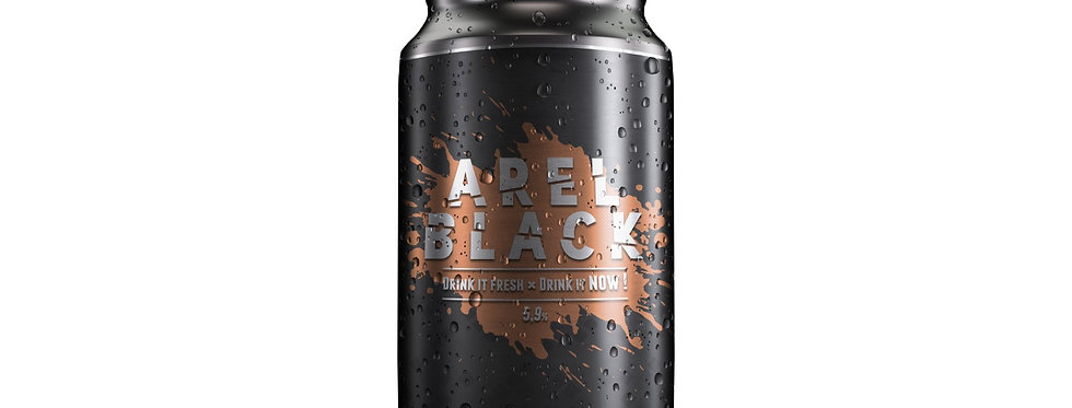 Arel Black - 330ml- Arel Brewing Project