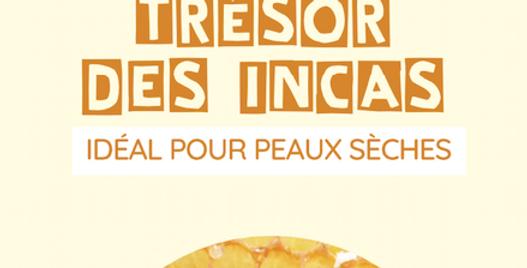 Savon « Trésor des Incas » au miel (idéal pour peaux sèches) - L'Arbre a Savon