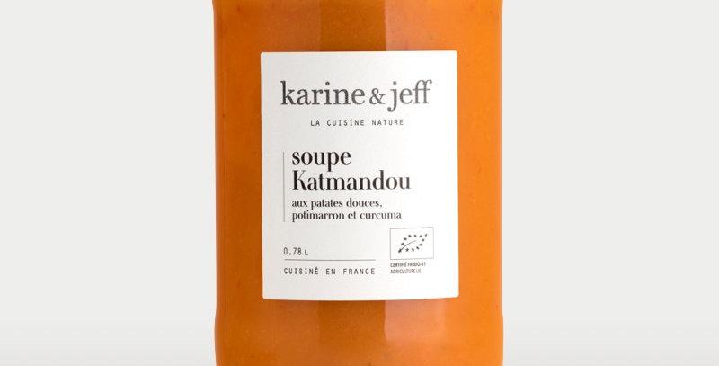 Soupe Katmandou - Karine & Jeff  - 500ml