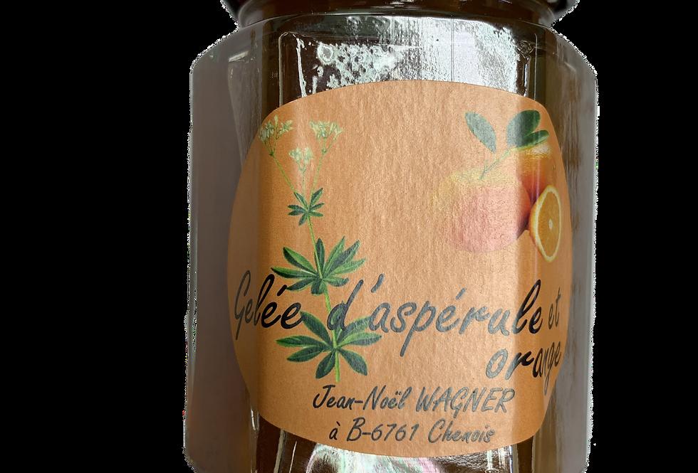 Gelée d'Aspérule et Orange - Jean-Noël Wagner - 190Gr