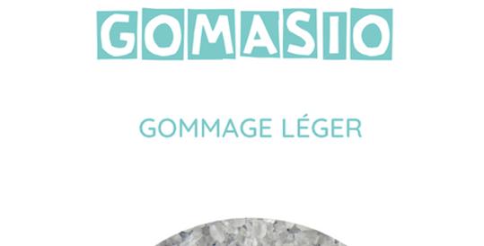 Savon « Gomasio » au sel de mer, pour un gommage léger - L'Arbre a Savon - 100Gr