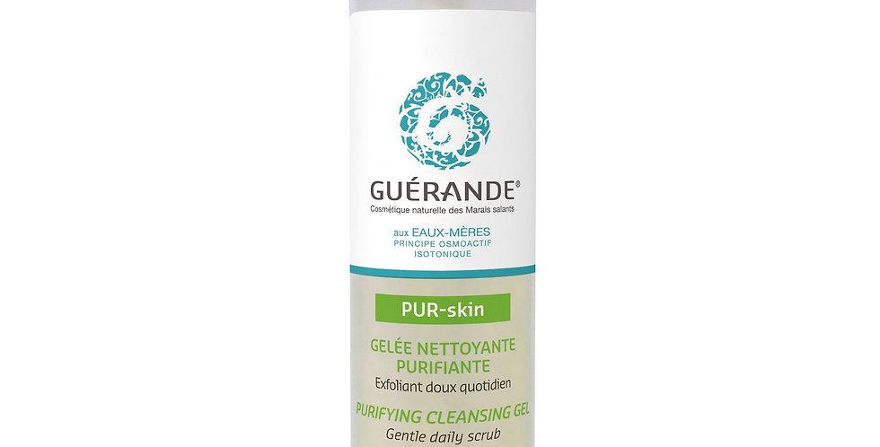 Pur-Skin Gelée Nettoyante Purifiante - Guerande - 185ml