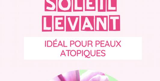 Savon «Soleil Levant» au palmarosa, idéal pour peau à problème - L'Arbre a Savon