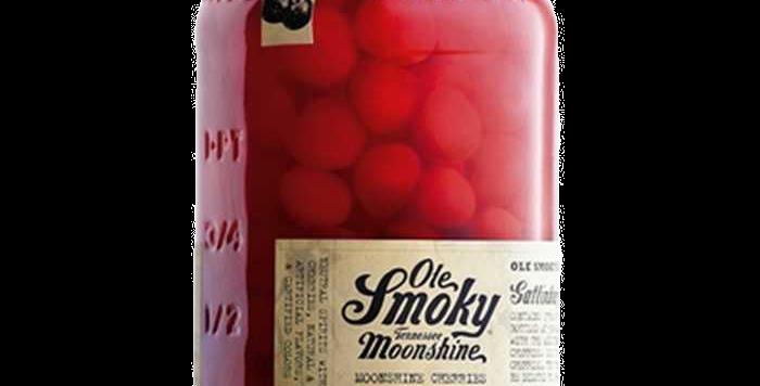 Ole Smoky Cherries 50cl 50°