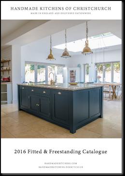Handmade Kitchens of Christchurch Catalogue