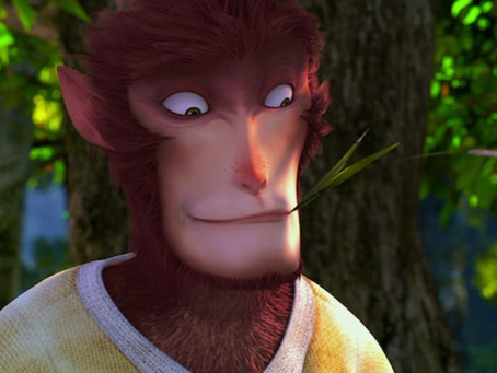 """Takumi Furusato commented on the media about a Chinese anime""""Monkey King: Hero Is Back"""