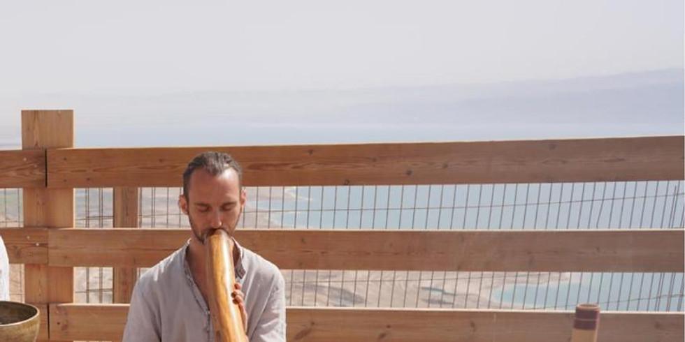סטודיו אגני - יוגה: מסע צלילי ריפוי