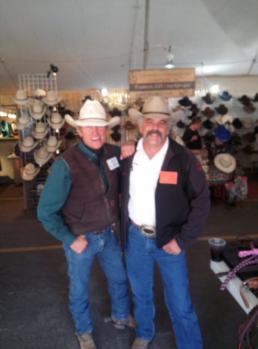 Facebook - Craig Camerron and I at the Cowboy Symposium in Ruiodoso, NM.jpg Supe