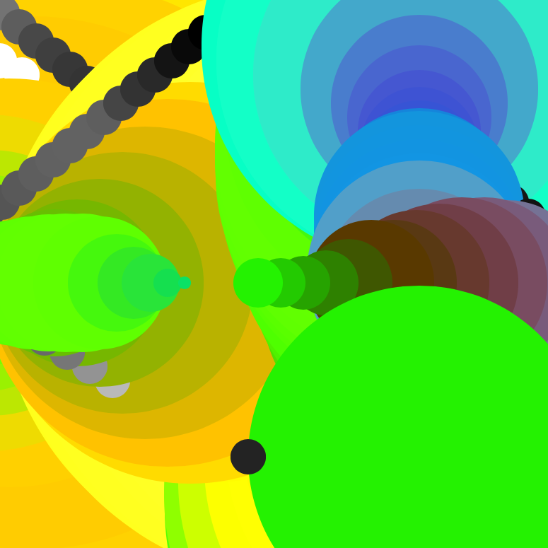 Abstract Bouncing Ball