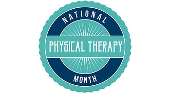 Celebrating National Physical Therapy Month 2020