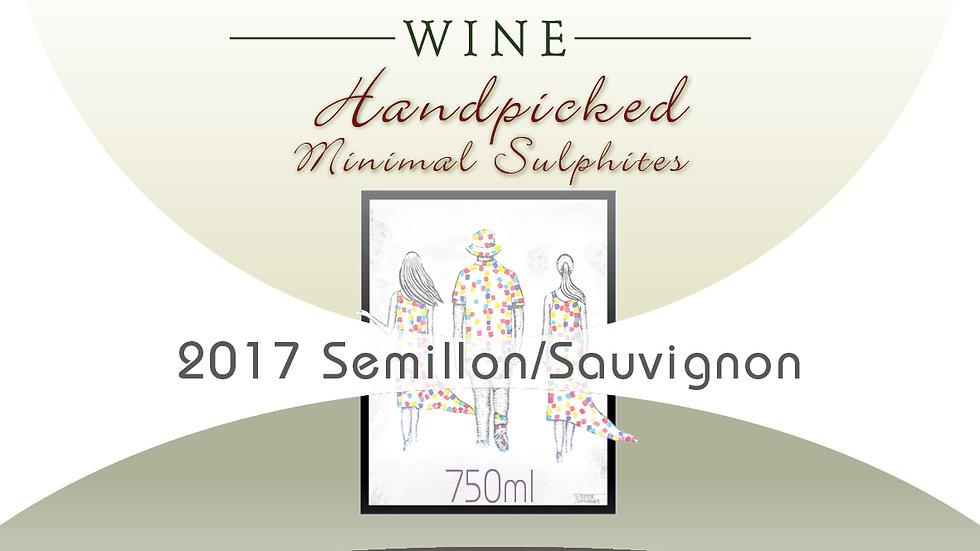 2017 Semillon / Sauvignon Blanc