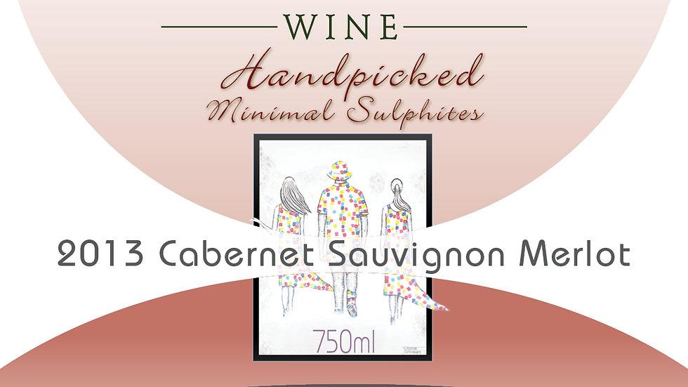 2013 Cabernet Sauvignon / Merlot