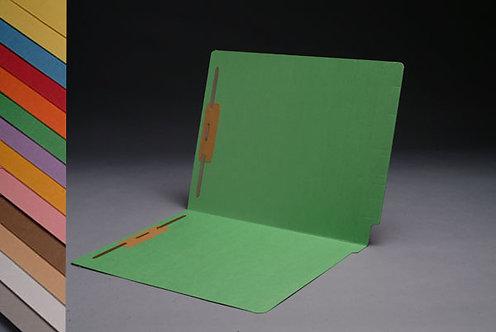 File Folders 1590 Green w/ fast 1 & 3 (box of 50)