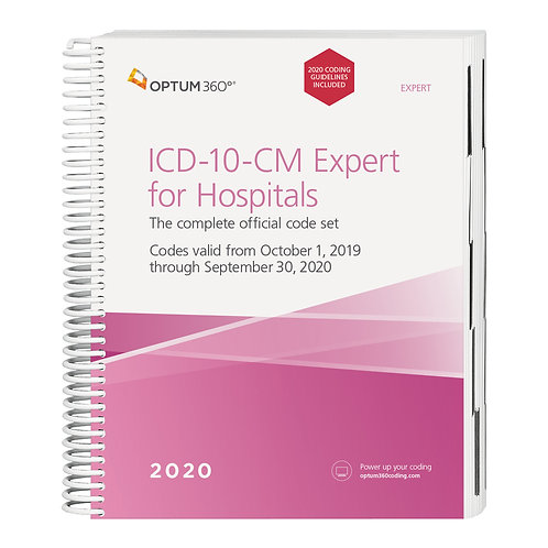 2020 ICD-10-CM Expert for Hospitals